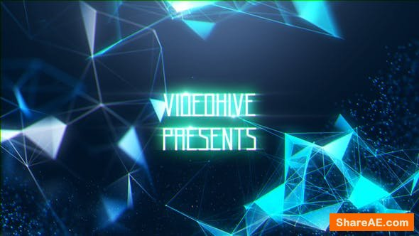 Videohive Abstract Glitch Titles
