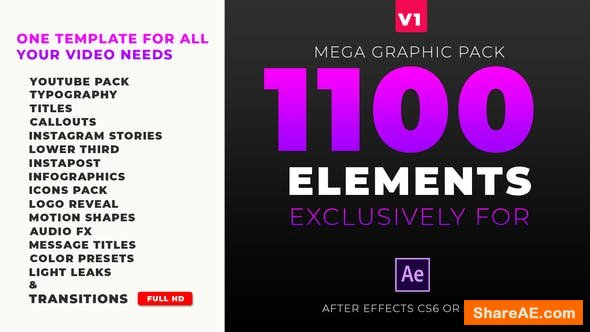 Videohive Create Pack » free after effects templates | after