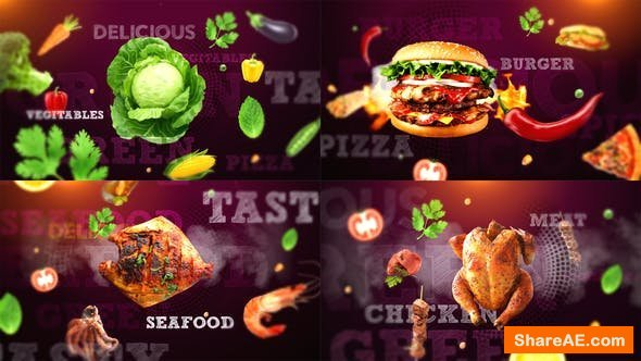 Videohive Cooking Show II