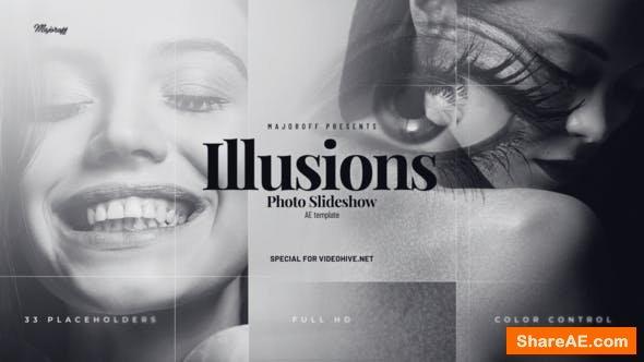 Videohive Illusions // Photo Slideshow