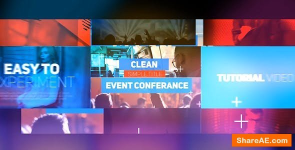Videohive Fast Event Opener