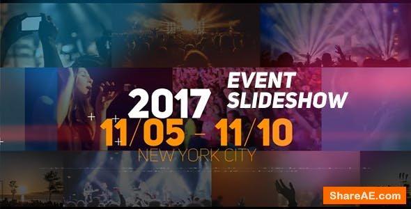 Videohive Event Slideshow