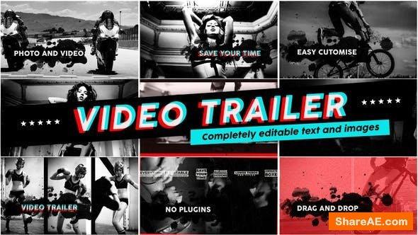 Videohive Video Trailer