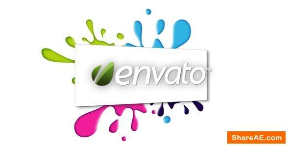 Videohive Logo Blots