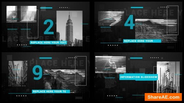Videohive Information Slide