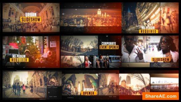 Videohive Urban Opener 18263123
