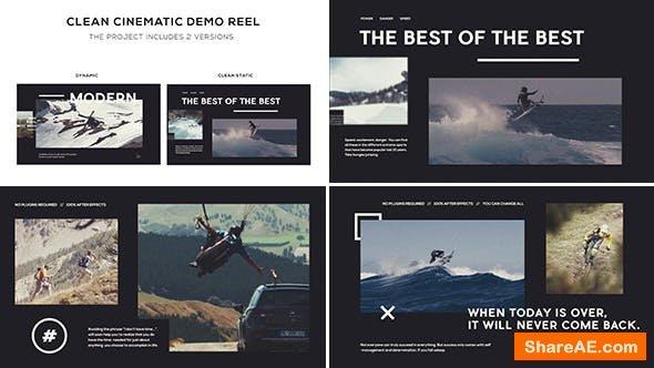 Videohive Unique Promo