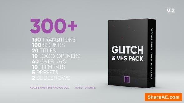 Videohive Glitch Pack - Premiere Pro