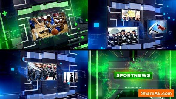 Videohive News Broadcast 21863359