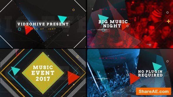 Videohive Music Event 19787886