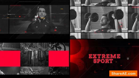 Videohive Extreme Sport 20597093