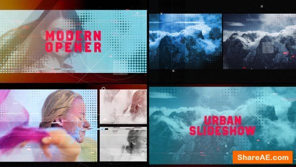 Videohive Urban Opener 20648006