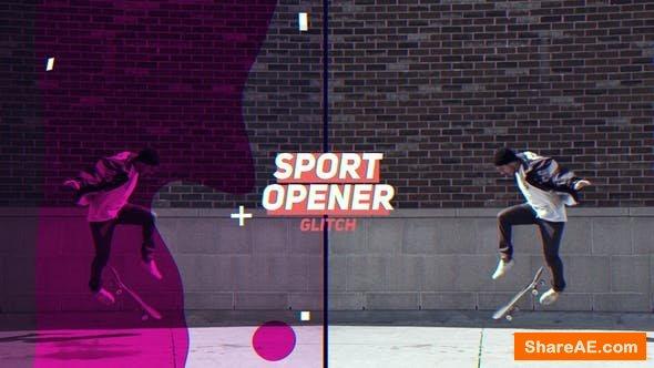 Videohive Sport Opener 21587493