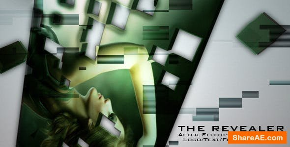 Videohive The Revealer 3D - Logo Text or Footage