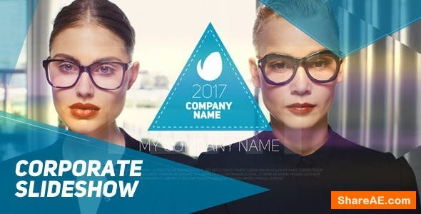 Videohive Corporate Slideshow 19462498
