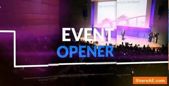 Videohive Event Opener 19187591
