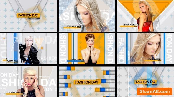 Videohive Fashion Day