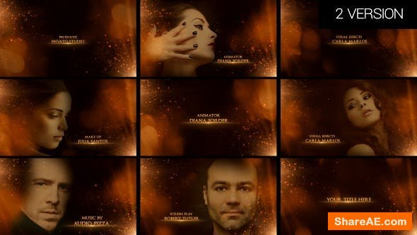 Videohive Cinematic Trailer Titles 14723733