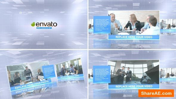 Videohive Corporate Presentation 19154004