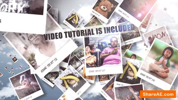 Videohive Photo Slideshow 19405503