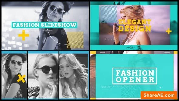 Videohive Fashion Opener 19635257