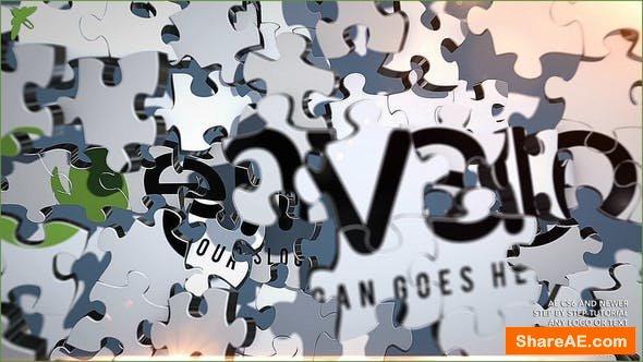 Videohive Puzzle Logo