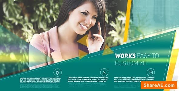 Videohive Corporate Presentation 19414978