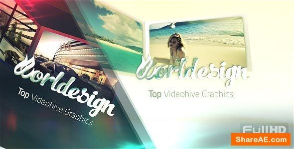 Videohive Unique Elegant Corporate Logo