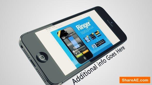 Videohive Phone 5 Promo
