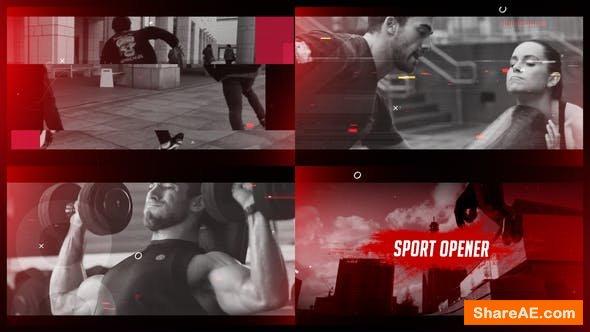 Videohive Sport Opener 22018574