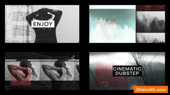 Videohive Cinematic Opener 22870610