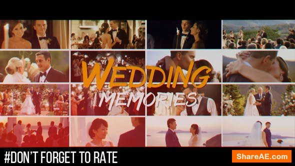 Videohive Wedding Production 11648017
