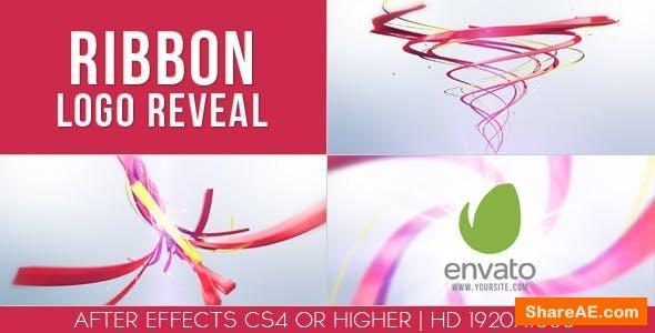 Videohive Ribbon Logo Reveal