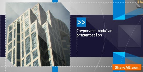 Videohive Corporate Modular Presentation