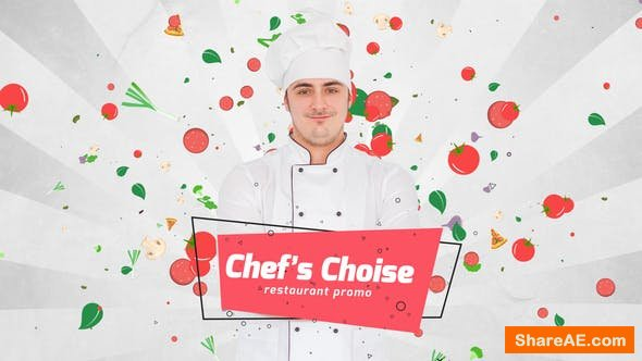 Videohive Chefs Choice - Restaurant Promo
