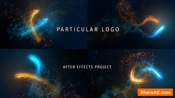 Videohive Particular Logo 22066161