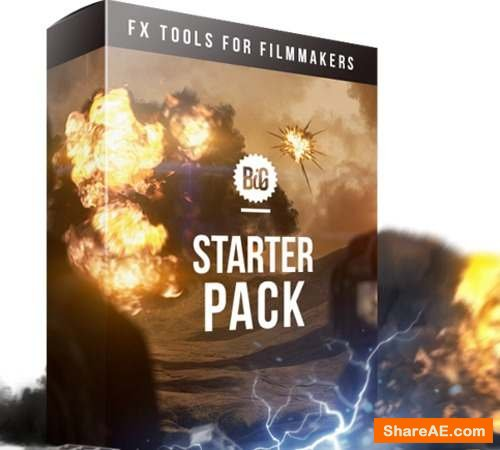 Vfx Drag & Drop Digital Starter Pack - VfxCentral