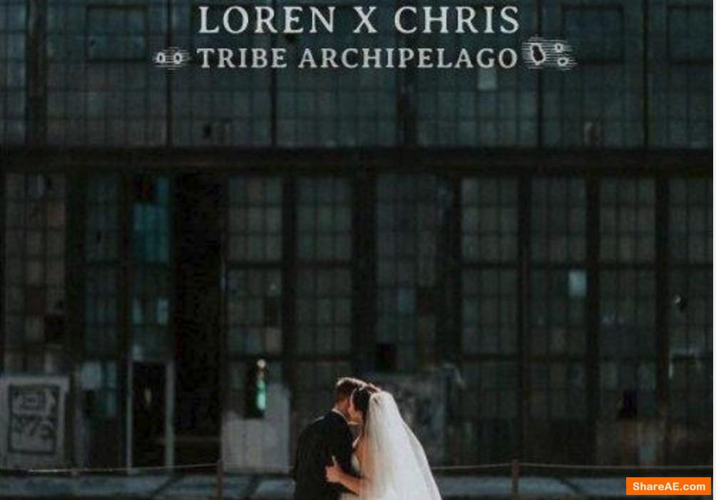 Tribe Archipelago - Loren X Chris LUTs