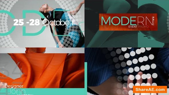 Videohive Modern Event Promo 21155721