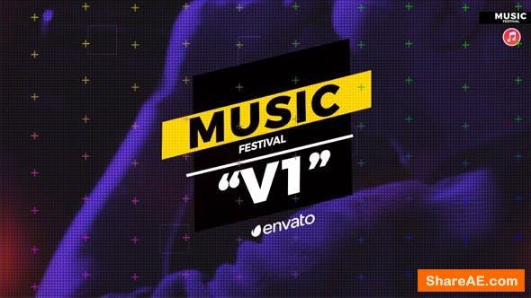 Videohive Music Festival 21227151