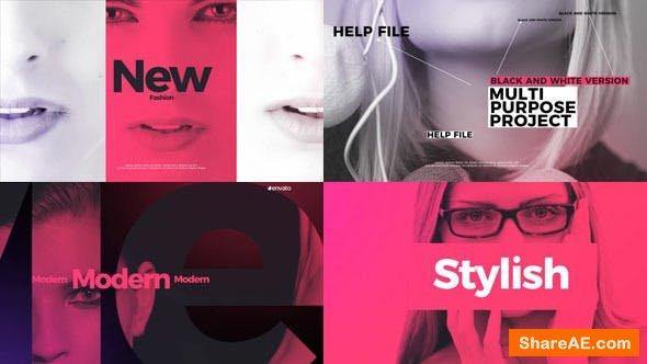 Videohive Fashion Modern
