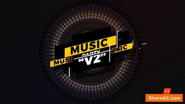 Videohive Music Party 21116583