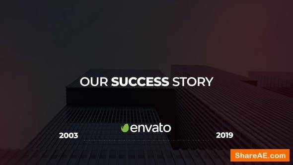 Videohive Minimal Corporate Timeline