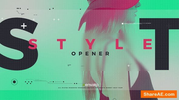 Videohive Syle Opener V2