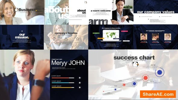 Videohive Business Promo 23430076