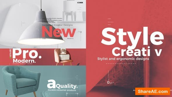 Videohive Modern Product Promo