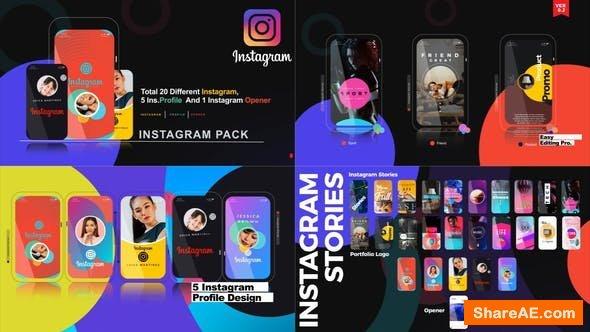 Videohive Instagram Pack