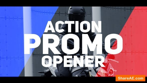 Videohive Action Promo 20695164
