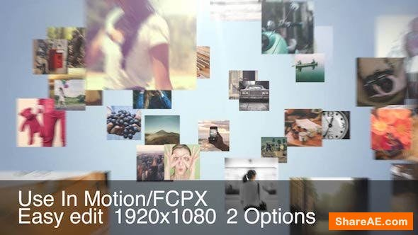 Videohive Multi Video Logo Intro - Apple Motion