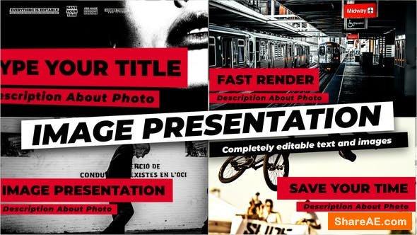 Videohive Image Presentation